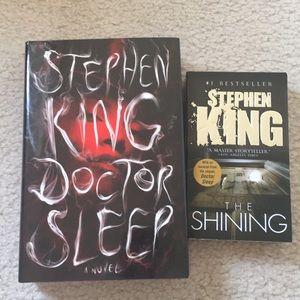 STEPHEN KING BOOK BUNDLE ✨
